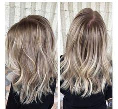 """Résultat de recherche d'images pour """"coiffeur paris blond cendré"""""""