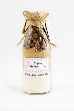 These delightful easter cookie mixes make the sweetest unique easter choc chip cookie mix happy mothers day label available to purchase from http negle Images