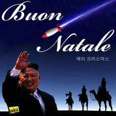 Corea del Nord: gli auguri di Kim Jong Un ovvero la vera storia della Stella di Natale