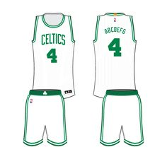 32ff8cd756e9 28 Awesome Boston Celtics All Logos and Jerseys images