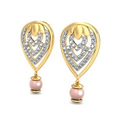 Buy these beautiful earrings NOW! only at jewels4u.in