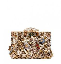 Borse gioiello: come sceglierle e abbinarle per un'Occasione glamour borse gioiello Dolce e Gabbana