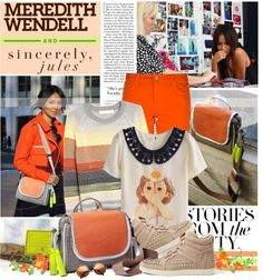 """""""Spring's It Bag with Meredith Wendell x Sincerely Jules"""" by limass ❤ liked on Polyvore"""