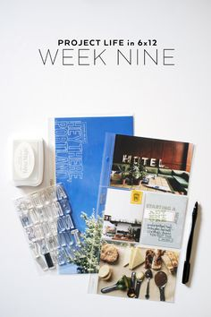 2015 Project Life: Week Nine