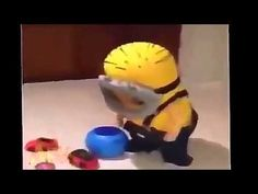 Little Minion Boy, I'm Okay! - Best Halloween Costume Ever! - YouTube