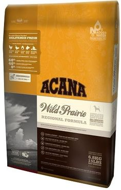 Acana Wild Prairie Vs Orijen For Cat