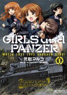 Girls und Panzers - Motto Love Sakusen desu! 3 - http://www.kingsmanga.net/girls-und-panzers-motto-love-sakusen-desu-3/