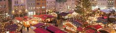 German Christmas traditions and the smell of mouth-watering treats . would love to browse through a German Christmas market while it is snowing. Christmas Markets Germany, German Christmas Markets, Christmas Markets Europe, German Markets, The Places Youll Go, Places To Go, Vital Hotel, Voyage Rome, Parcs
