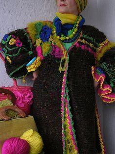 DSCN4084   Flickr: Intercambio de fotos Freeform Crochet, Crochet Art, Free Crochet, Crochet Jacket, Crochet Poncho, Crochet Flower Patterns, Crochet Flowers, Latest African Styles, Crochet Hood