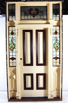 Original Victorian Entrance