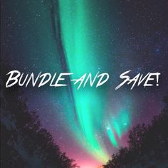 BUNDLE AND SAVE BUNDLE ITEMS FOR A DISCOUNT Other