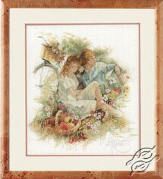 Picnic - Cross Stitch Kits by LANARTE - PN-0007976