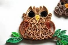 quilling pattern for owl - Yahoo Image Search Results
