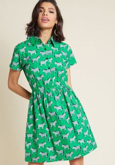 feb5bfa6d5 Compania Fantastica Sahara Character Shirt Dress