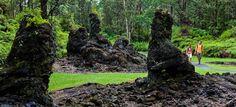 Lava Tree State Park Big Island, HI
