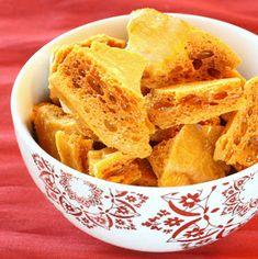 Honeycomb Toffee