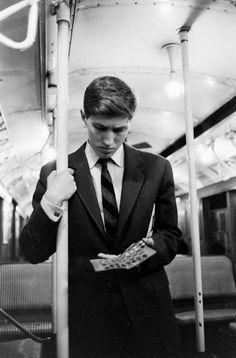 Bobby Fischer, chess genius, 1962