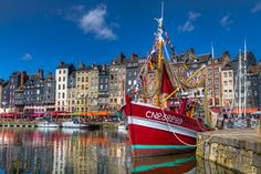 Honfleur, home sweet home