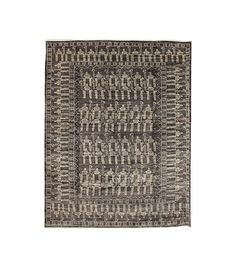 Orley Shabahang Cheshmeh F740-5002 Rug | The New Animal-Inspired Rug Collection We're Swooning Over via @MyDomaine