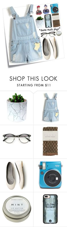 """I can nøt help it--I'm sørry"" by mandalore ❤ liked on Polyvore featuring Post-It, Falke, CB2 and Casetify"
