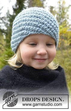 How sweet is this? An easy and cute #knit hat for girls #alpacaparty