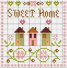 Thrilling Designing Your Own Cross Stitch Embroidery Patterns Ideas. Exhilarating Designing Your Own Cross Stitch Embroidery Patterns Ideas. Cross Stitch House, Cross Stitch Needles, Cross Stitch Samplers, Cross Stitch Charts, Cross Stitch Designs, Cross Stitching, Cross Stitch Embroidery, Cross Stitch Patterns, Beading Patterns