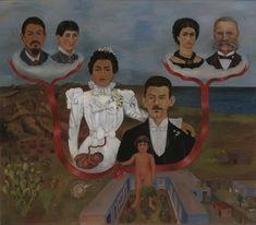 Kahlo, The Two Fridas (Las dos Fridas) | Latin American Modernism ...