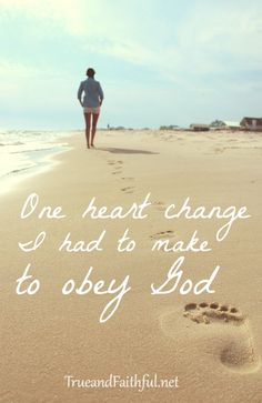 Here's the one heart change God prompted to help me give up the veto I'd been holding for years.