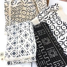 African Mud Cloth Patterns just keep comin' in! Sale ends shortly!