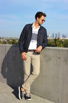skyline, , Male, Fashion, Men, Amazing, Style, Clothes, Shirt, Pants, Men's Fashion, Trend, shoes, belt, jacket, street, style, formal, casual, semi formal, dressed menswear, guy, guys, outfit trends  www.champagnechivalry.com