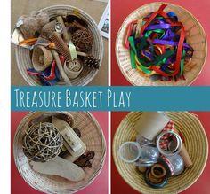 Caja de los tesoros Montessori 0