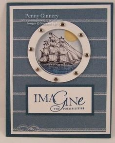 The Open Sea  Stampin' Up!