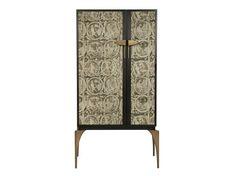 Descarga el catálogo y solicita al fabricante Manolo cabinet By hamilton conte paris, alacena de madera con puertas, Colección manolo