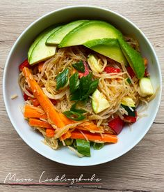 Japchae, Ethnic Recipes, Fitness, Food, Salads, Peanut Sauce, Cold Dishes, Noodle Salads, Sunshine