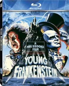 Young Frankenstein [Blu-ray]  Price: $7.50