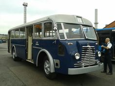 Introduced in it was the first postwar Hungarian bus. Transport Museum, Mini Bus, Commercial Vehicle, Caravans, Old Cars, Motorhome, Transportation, Trucks, Retro