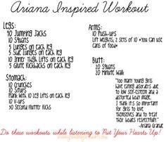 #thighgap workout