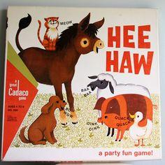 Classic children's board game