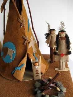 indian clothespin doll - Google Search