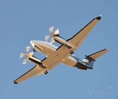 Photo of Beechcraft Super King (N253AS) ✈ FlightAware