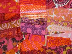 Fabric from the 70s, where do you get such beautiful prints?