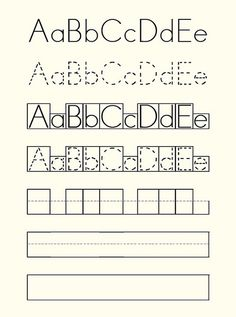 Handwriting Without Tears Worksheet Maker Type In Their Spelling