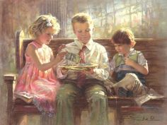 Children Kathryn Andrews Fincher.