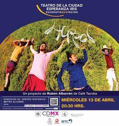 Alfonsina y el Mar Hoppo¡ Teatro dela Ciudad