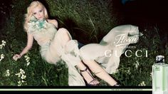 Abbey Lee Kershaw | Flora by Gucci The Garden Collection