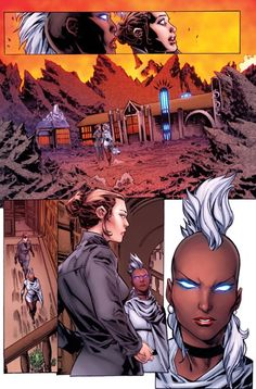 X-Men at a Crossroads  The war betweenX-Men and Inhumans has ended. Whats next for the X-Men? If youre looking for answers X-Men Prime #1 is a good place to start.  X-Men Prime #1 X-Men Prime #1 wraps up loose ends from the X-Men/Inhumans struggle and sets up the new X-Men status quo. In addition Prime brings together three of the writers from upcoming X-series. And it lays groundwork for upcoming events and sets the tone for all the new X-books.  Beloved X-Man Kitty Pryde has returned to…