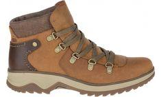 Eventyr Vera Bluff Lace WP-Oak | Shoes | Merrell Australia
