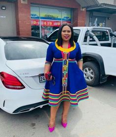 Sepedi Traditional Dresses, South African Traditional Dresses, Traditional Fashion, Xhosa Attire, African Attire, African Wear, Best African Dresses, African Fashion Dresses, African Print Fashion