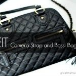 THEIT Camera Strap & Bossi Bag Review