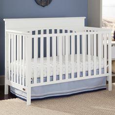 Graco Lauren 4-in-1 Convertible Crib | from hayneedle.com